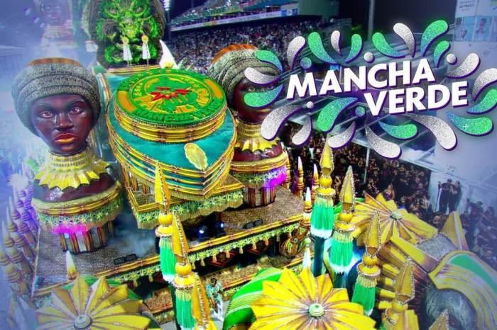 Mancha Verde vence o carnaval de São Paulo 2019