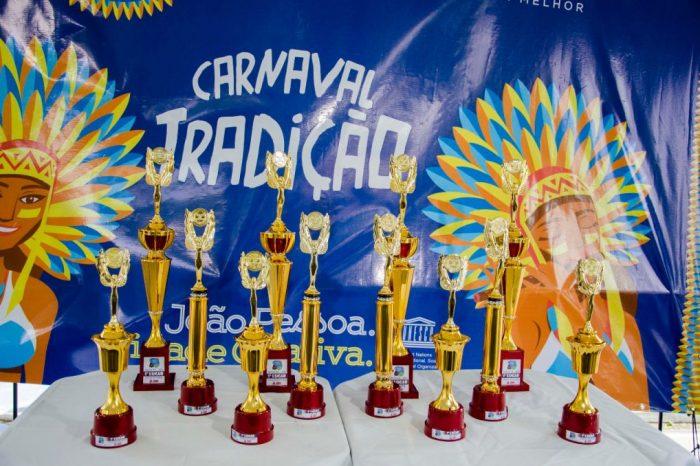 Unidos do Roger e Urso Reboliço vencem o Carnaval Tradição 2019