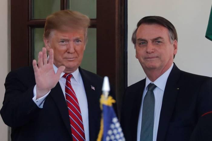 Trump diz que vai retomar tarifas de aço e alumínio do Brasil e da Argentina