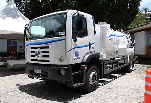 Cagepa fará aquisição de caminhões e equipamentos para municípios de Monteiro e Sumé