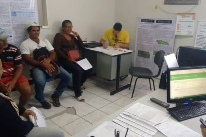 Prefeitura de Sumé em parceria com o Estado apoiam agricultores interessados em participar do PAA