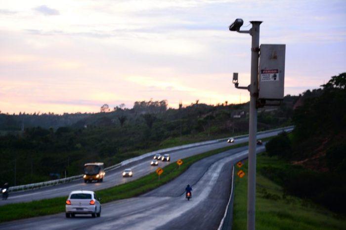 Radares voltam a ser instalados na Paraíba sem gerar multas