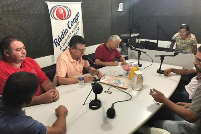 Deputado Frei Anastácio cumpre agenda em municípios da região do Cariri