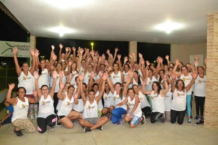 Academia da Saúde Maria Celeste Alves Silva em Monteiro comemora 2 anos
