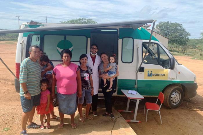 Agricultores do município de Monteiro são assistidos pela administração municipal