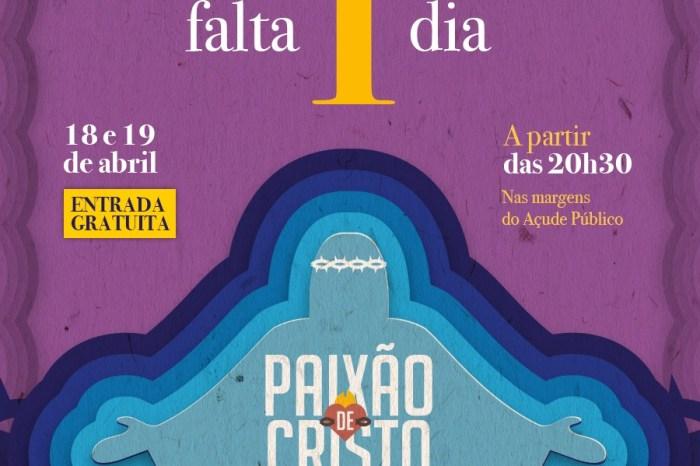 Com grande expectativa, Paixão de Cristo – A Ceia do Senhor acontece em Monteiro