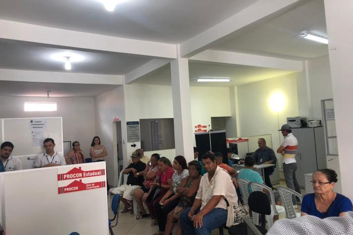 População tem até esta sexta para renegociar dívidas no Procon-Sumé