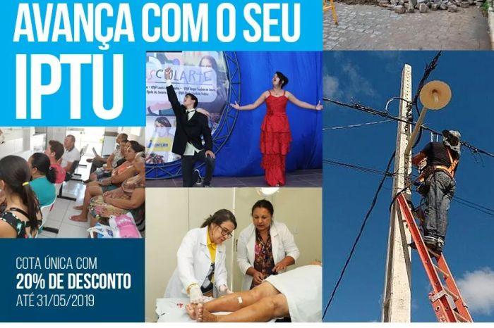 Prefeitura de Monteiro dá início à entrega dos carnês do IPTU 2019