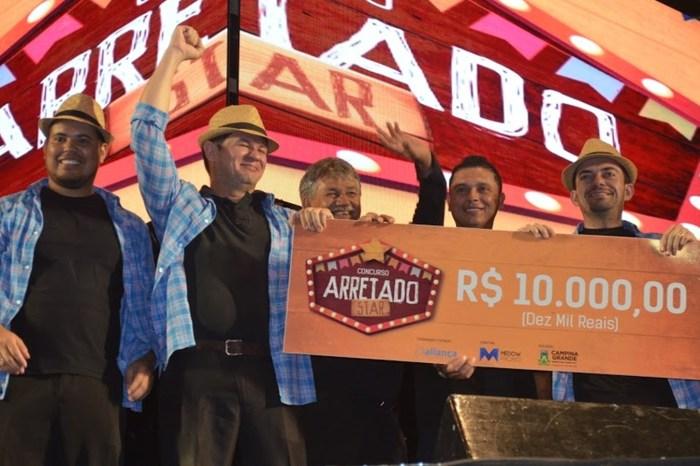 Arretado Star' 2019 no São João de Campina abre inscrições