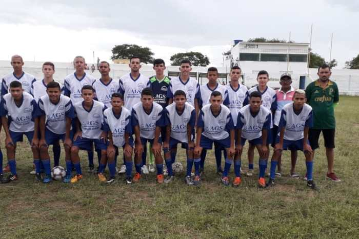 Time de base do Juventude do Angiquinho realiza amistosos com bons resultados no Pernambuco