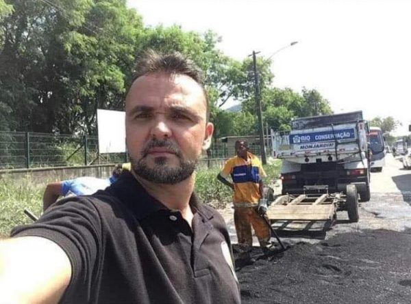 Serra-branquense está entre os mortos  no desabamento de prédio no Rio de Janeiro