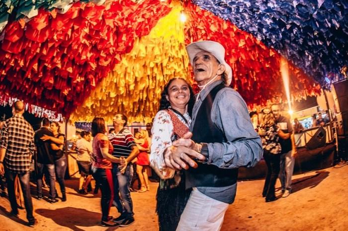 Ornamentação do São João 2019 de CG vai contar com 91 mil bandeirolas