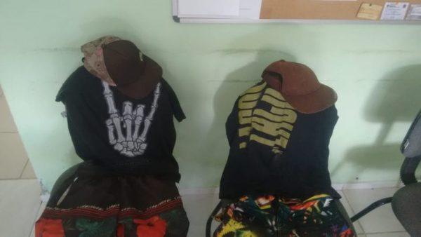 Polícia Militar apreende adolescentes com espingarda calibre 12, no Cariri
