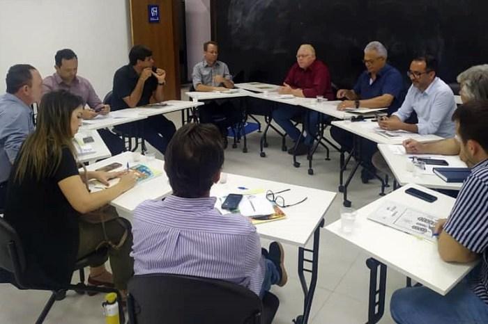 AMCAP reúne prefeitos do Cariri para discutir novas propostas para destinação de resíduos sólidos