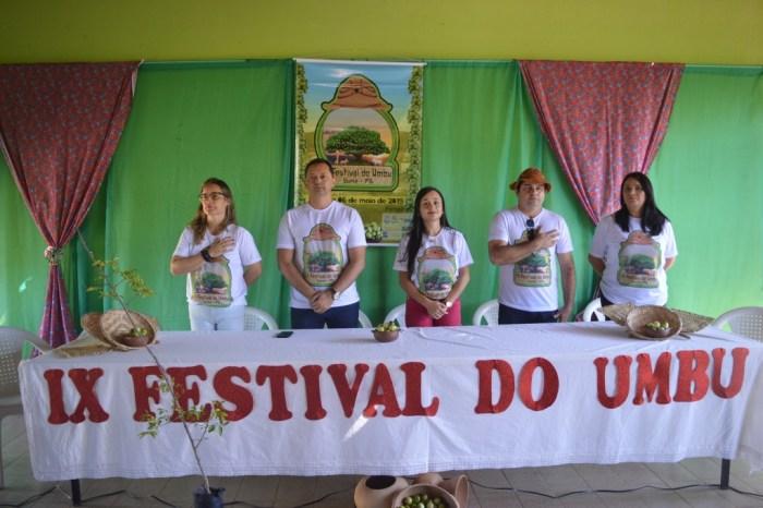 Festival do Umbu em Sumé promove a valorização da fruta e seus derivados