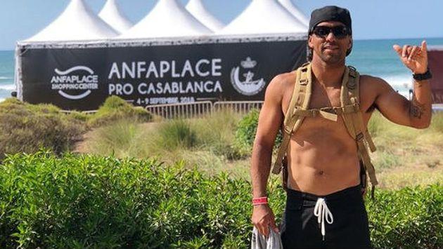 Racismo no surfe: brasileiro é vítima em Portugal e faz desabafo