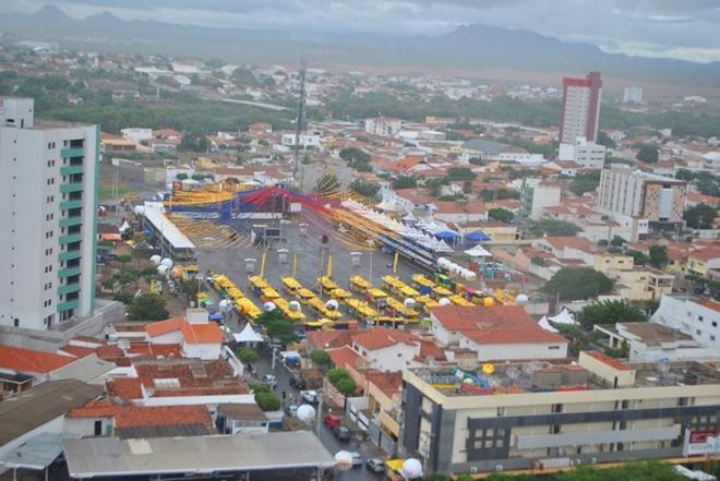 Prefeitura de Patos cancela todas as atrações do Terreiro do Forró – Vitrine do Cariri