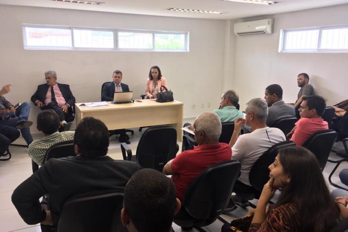 Ministério Público realiza reunião com objetivo de regularizar loteamentos em Sumé