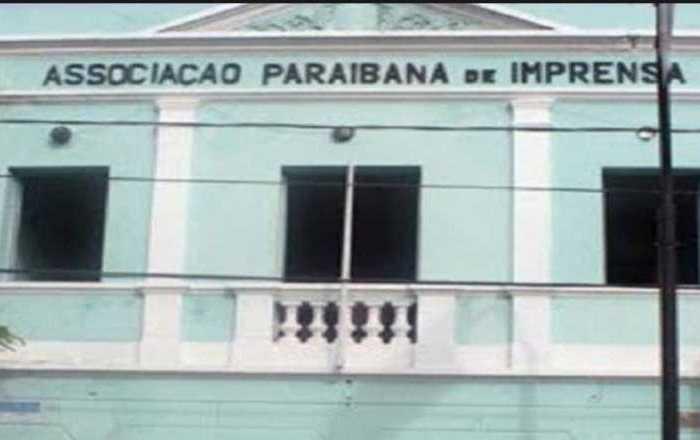 MOÍDOS DA REDAÇÃO: Em nota, Associação Paraibana de Imprensa repudia ataques à imprensa paraibana