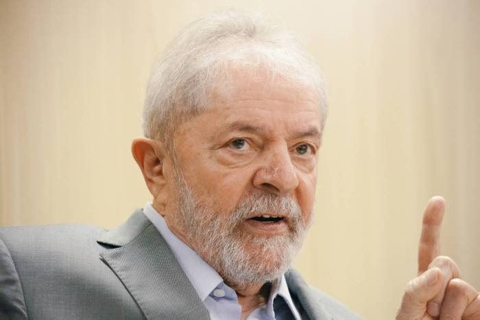 Papa envia carta a Lula e pede para ele 'não desanimar'