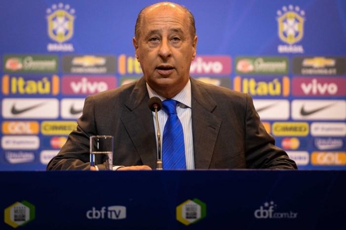 Fifa nega recurso e confirma banimento de Del Nero