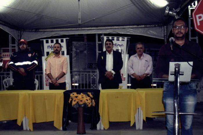 Prefeitura de Monteiro encerra Maio Amarelo com realização de palestra