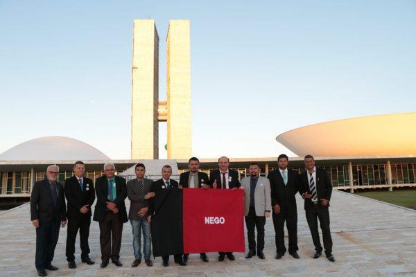 Em Brasília, vereadores caririzeiros entregam 'Carta da Esperança' que trata sobre a Previdência