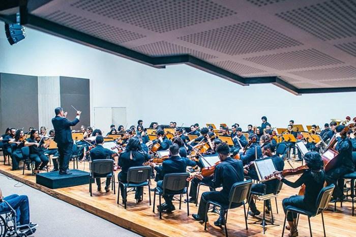 Orquestra Sinfônica Jovem da PB faz homenagem à música popular