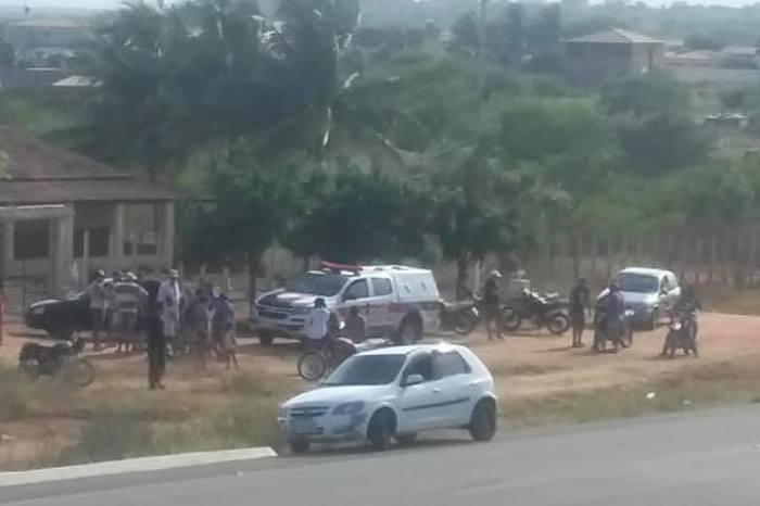 NO CARIRI: Homem é assassinado a tiros dentro da própria residência