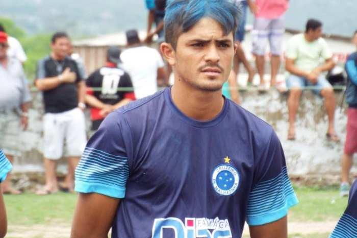 Jogador de futebol caririzeiro sofre grave acidente de moto e final da Copa Paraíba de Futebol é adiada