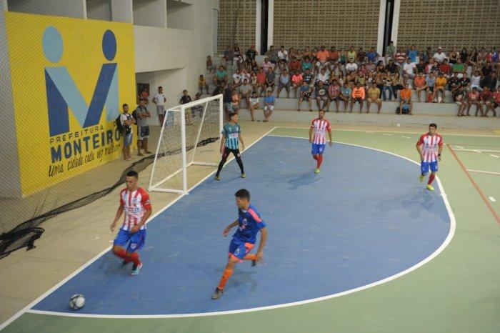 Confira os resultados da 1ª Copa Dr. Chico de Futsal de Monteiro
