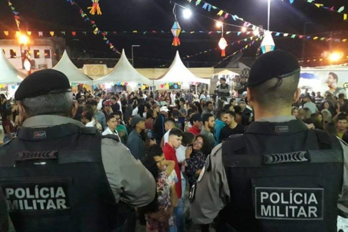 Polícia e Bombeiros garantem a segurança nos eventos na Paraíba