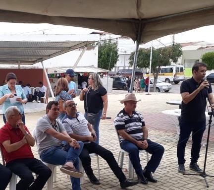 Vereador Farias participa de inaugurações, eventos públicos e sociais em neste fim de semana