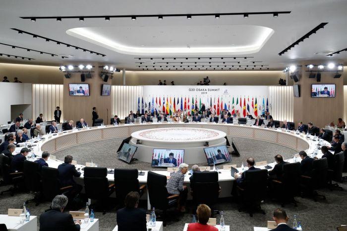 G20 alerta para riscos ao crescimento global por tensões geopolíticas