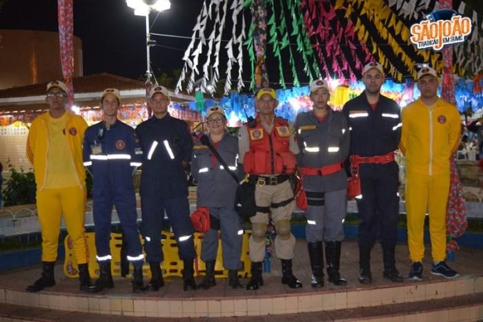 Pelo segundo ano consecutivo, Sumé investe em segurança e saúde nas festas juninas