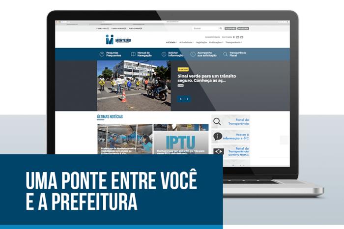 Prefeitura de Monteiro adota novo sistema para consulta de contracheque, confira