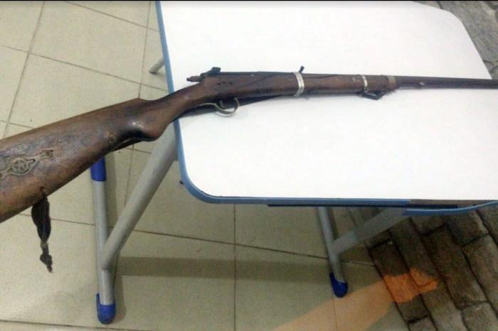 Polícia apreende mais de 150 armas no mês de junho na Paraíba
