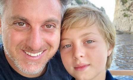 Boletim diz que filho de Angélica e Huck sofreu traumatismo