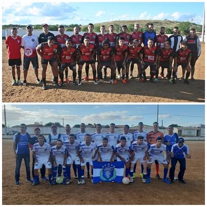 São Paulo de S. J. do Cariri e Selebranca farão a grande final da Copa Integração de Futebol