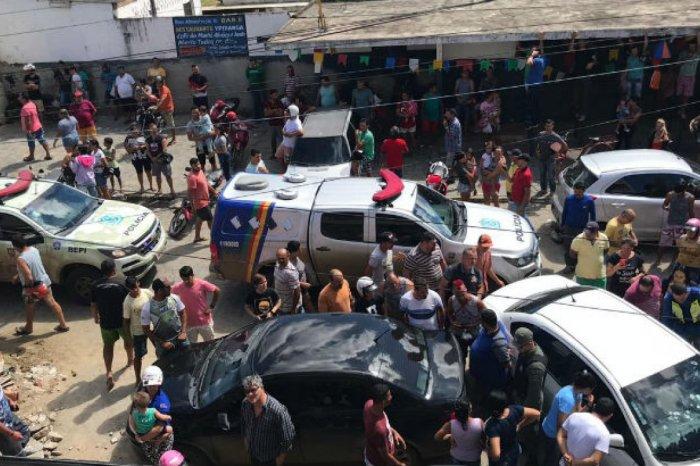 Vereador e outros 7 suspeitos de matar PM no Pernambuco são mortos no Cariri