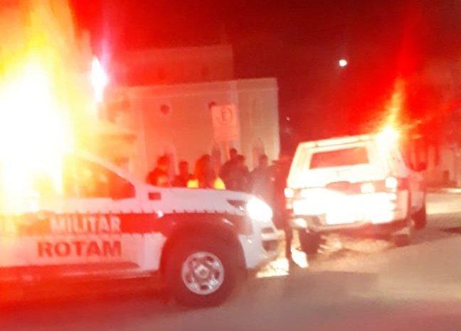 Polícia age rápido e apreende adolescentes após assalto em Monteiro