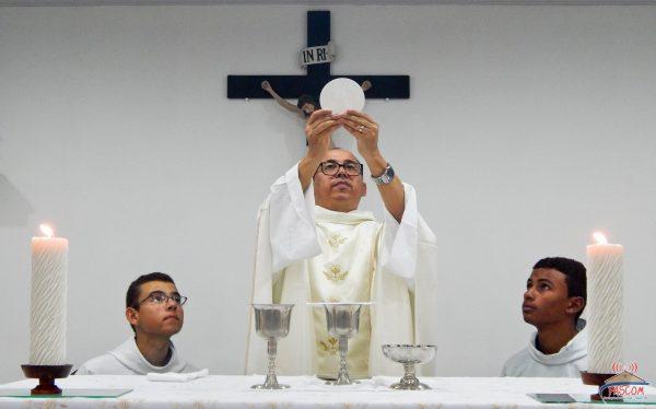 Igreja de São Sebastião de Gurjão será elevada a paróquia neste mês de Julho