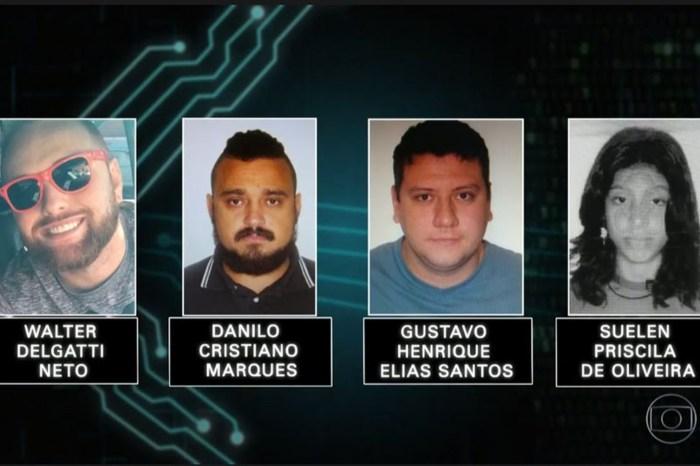 Juiz mantém presos os 4 suspeitos de hackear autoridades