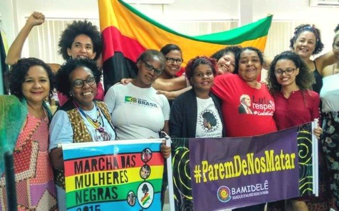 25 de Julho na Paraíba - Mulheres Negras fazem extensa agenda