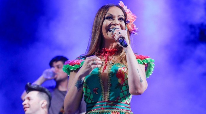 Solange Almeida tem piora em seu quadro de saúde e cancela show no Festival do Mel