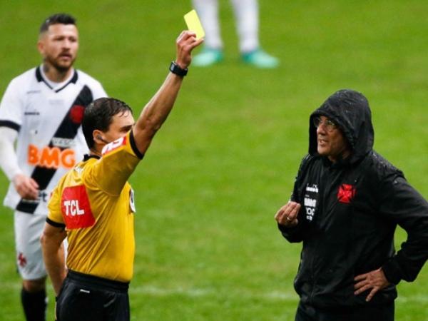 Vasco vai entrar com pedido para impugnar derrota diante do Grêmio