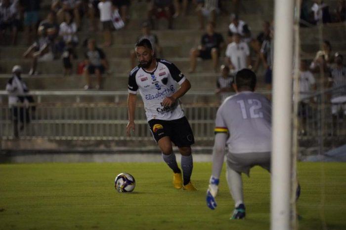 Atacante deixa o Botafogo-PB e vai disputar a Série B do Brasileiro
