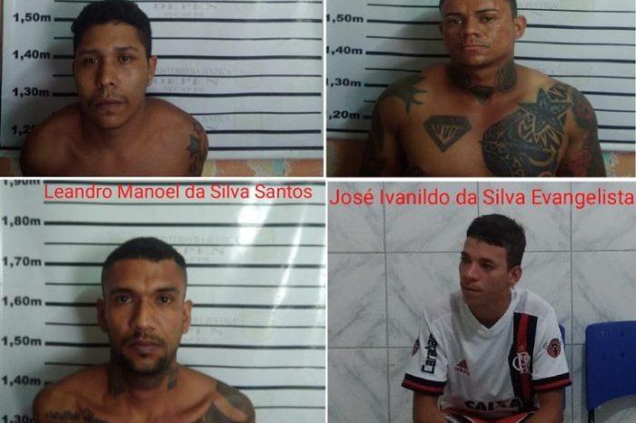 Detentos fazem buraco na parede e fogem da Cadeia de Sumé