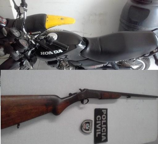 Polícia Civil prende dois homens e apreende um adolescente durante operação no Cariri