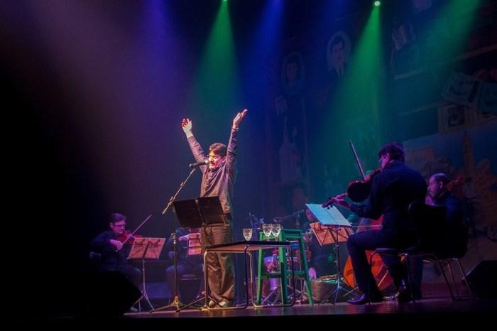 Jessier Quirino conta 'doidices' e processo criativo para show na PB